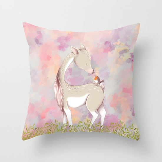 baby-deer-with-bird-pillows