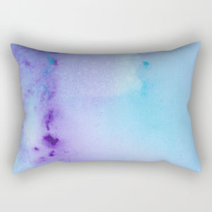 philip-bowman-abstract-watercolor-art-blue-and-purple-modern-painting-rectangular-pillows