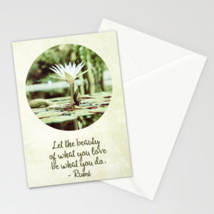 zen-flower-water-lily-with-inspirational-rumi-quote-cards (1)
